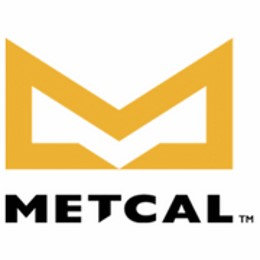 Metcal logó új